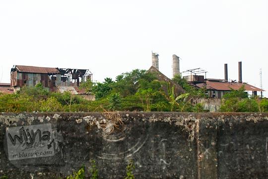 Sejarah dan cerita mistis di bekas pabrik gula Ceper zaman Belanda yang berdiri di wilayah Klaten, Jawa Tengah pada September 2015