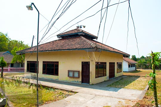 Masjid keramat dan bersejarah bekas eksekusi PKI yang ada di wilayah Kabupaten Sukoharjo, Jawa Tengah pada September 2015