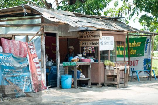 Cerita di balik bisnis sukses usaha warung soto ayam dan mie ayam Sukoharjo dengan harga murah khusus petani