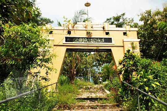 lokasi gerbang masuk makam kuncen di magetan yang merupakan pintu menuju dimensi gaib
