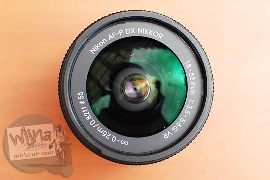 top price lens AF-P DX Nikkor 18-55mm f/3.5-5.6G VR