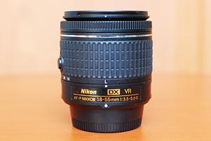 Thumbnail artikel blog berjudul Uji Coba Lensa Nikkor AF-P 18-55 DX VR di DSLR Lama
