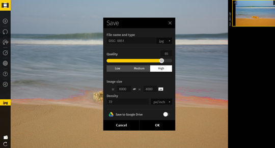 Tutorial RAW Converter ubah file foto RAW Fuji jadi file JPEG dengan aplikai RAW.Pics.io