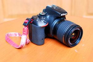 Nikon D5500 (Pinjaman) Menurut Wijna