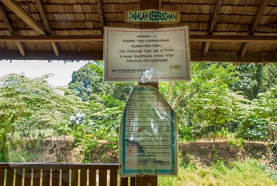 cerita kejadian aneh mistis tuah menimpa pengunjung wisatawan melanggar larangan tata tertib wisata perahu kanal tua danau kelari muaro jambi pada tahun 2015