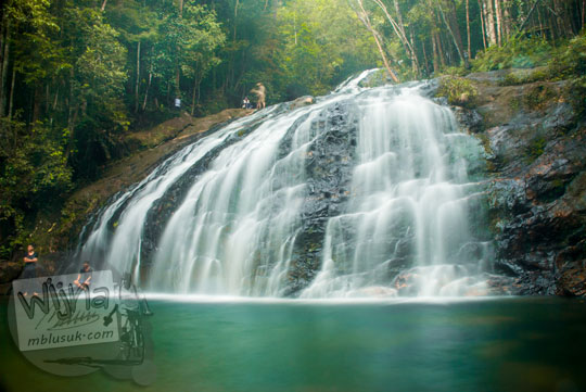 Foto Air Terjun Resun