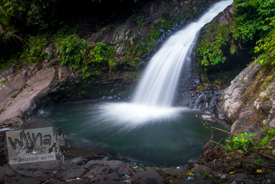 Foto Air Terjun Lubuak Tampuruang