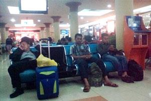 Thumbnail artikel blog berjudul Cerita di Ruang Tunggu Bandara Adisucipto
