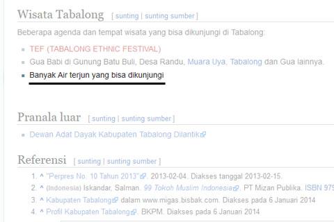 wikipedia kabupaten tabalong di provinsi kalimantan selatan