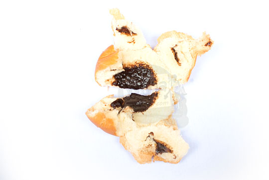 kualitas rasa isi roti selai cokelat bayu bagus minimarket