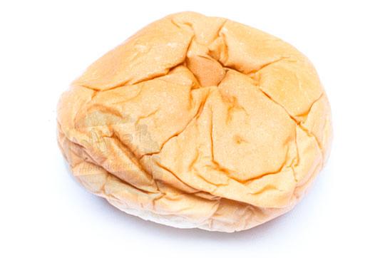 wujud fisik roti cokelat ronalee bakery yang sederhana