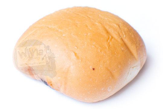 wujud fisik roti cokelat paroti yang dijual di alfamart wilayah yogyakarta