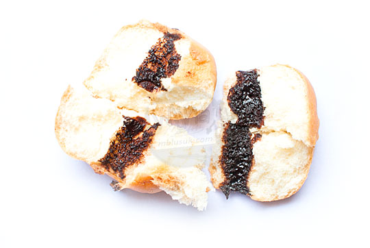 kualitas rasa resep isi roti krim cokelat enak merk paroti yang dijual di alfamart dan alfamidi