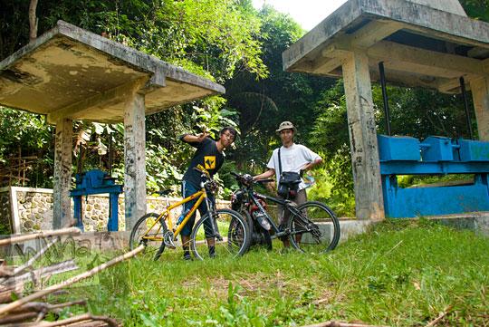 Foto Misteri Keluarga Van Der Wijck, Yogyakarta di tahun 2016