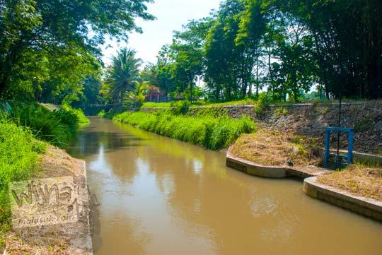Sejarah Selokan Van Der Wijck, Yogyakarta di tahun 2016