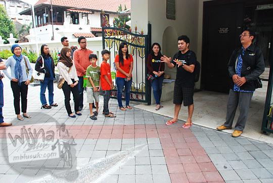 Cerita Komunitas Yogyakarta Night at the Museum berwisata di Museum Sonobudoyo, Yogyakarta pada bulan Ramadan tahun 2016