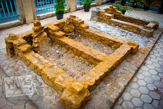 makam kuburan ulama keramat masjid pondok tinggi sungai penuh jambi 2015