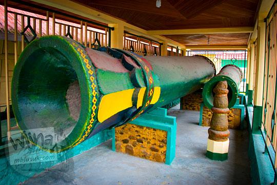 sejarah asal-usul kisah bedug raksasa tabuh larangan masjid pondok tinggi sungai penuh jambi 2015