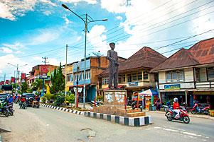 Thumbnail untuk artikel blog berjudul Jalan-Jalan di Kota Sungai Penuh yang Tidak Penuh Sungai