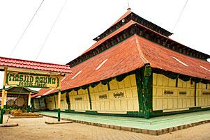 Tentang Masjid Agung Pondok Tinggi di Kota Sungai Penuh