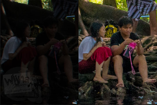 perbedaan before and after edit foto dengan adobe Lightroom dan software RAW converter gratisan