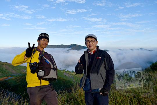 itenary ongkos tarif traveling atau backpacking murah dari Jakarta ke Bukit Sikunir Dieng