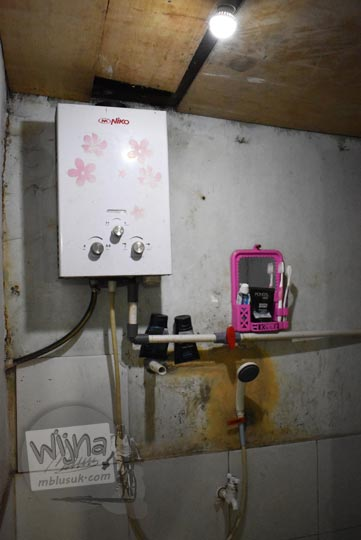 daftar alamat homestay di Desa Sembungan Kejajar Wonosobo Jawa Tengah yang menyediakan fasilitas mandi air panas