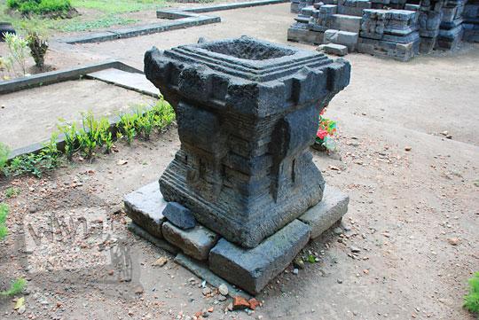 cerita mistis arca yoni kecil di sekitar Candi Surowono, Kediri