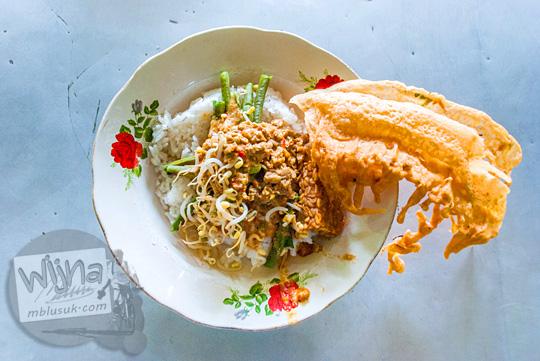 daftar warung resep masak nasi sego pecel tumpang enak harga murah khas kediri