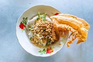 Thumbnail untuk artikel blog berjudul Makanan Enak Murah di Kediri itu Bernama Pecel Tumpang