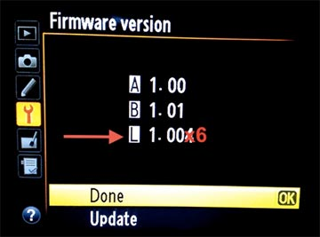 panduan cara update firmware kamera dslr mirrorless nikon bahasa indonesia