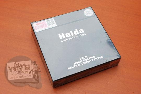 toko yang menjual filter neutral density nd64 nd400 nd1000 merk haida dengan harga murah di seputar wilayah yogyakarta klaten solo jawa tengah