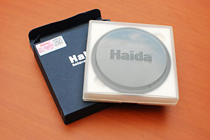 Review Filter Haida Slim PROII MC ND1.8 64X