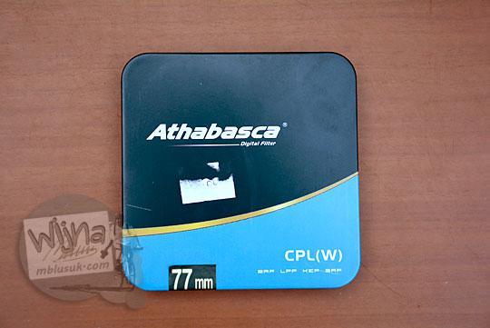bagian depan kotak front cover box filter cpl(w) athabasca