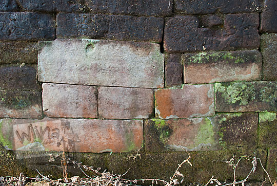 analisis penelitian struktur susunan pagar batu yang mengelilingi kompleks percandian muara takus kampar riau