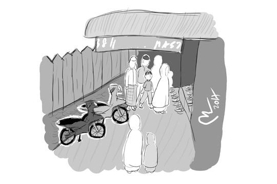 Suatu Malam Ramadan di Kampung Sosrowijayan Wetan