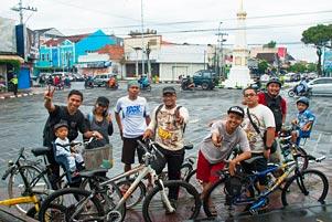 Sabtu Pagi Sepeda Santai Edisi Ramah Anak