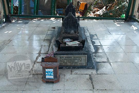 misteri makam kyai tangkil di halaman kompleks kepatihan danurejan kota yogyakarta