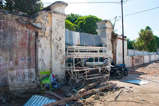 cerita mistis kereta mayat bekas kuburan makam tua kepatihan danurejan yogyakarta