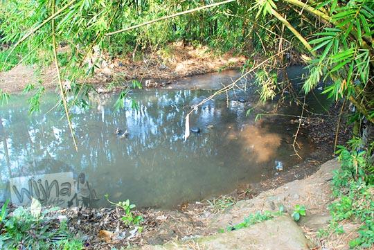 cerita kali sungai mistis di Piyungan, Bantul yang terkenal angker sering penampakan makhluk halus