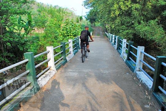 cerita mistis jembatan angker di kecamatan Piyungan, Bantul sering ada penampakan makhluk halus