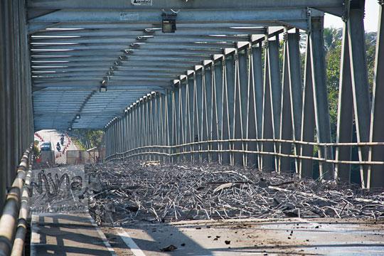 sejarah pembangunan dan perhitungan rab perbaikan jembatan bantar yang menghubungkan bantul dan kulon progo