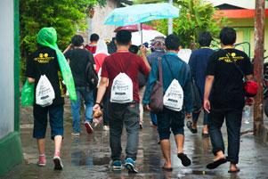 Thumbnail untuk artikel blog berjudul Berawal dari Kotagede di Bawah Guyuran Hujan