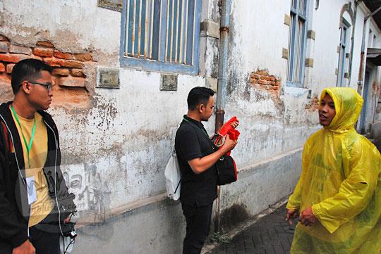 sejarah rumah saudagar batik kaya atmosoeprobo di kotagede