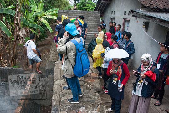 sejarah sisa tembok benteng cepuri dan baluwerti keraton kotagede