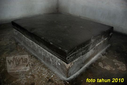 sejarah singgasana watu gilang panembahan senopati di kotagede pada zaman dulu