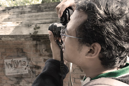 foto profil andreas yenri arditya satriawan asal pakem jogja zaman dulu masa muda