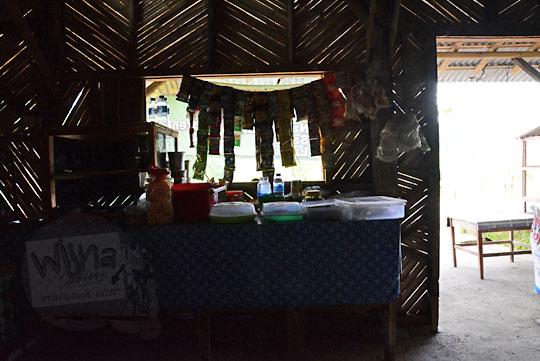 lokasi warung nasi uduk yang enak dan murah buka pagi hari di seputar desa ngoro-oro patuk gunungkidul dekat obyek wisata gunung api purba nglanggeran Yogyakarta