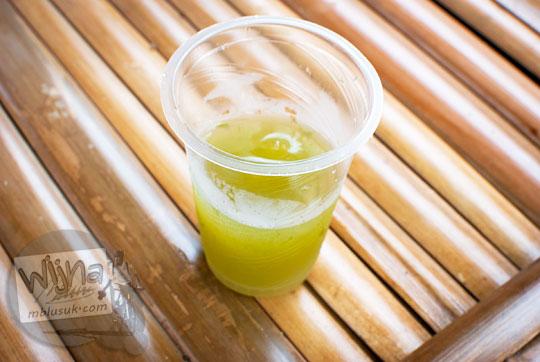 resep air tebu minuman raja mataram kuno
