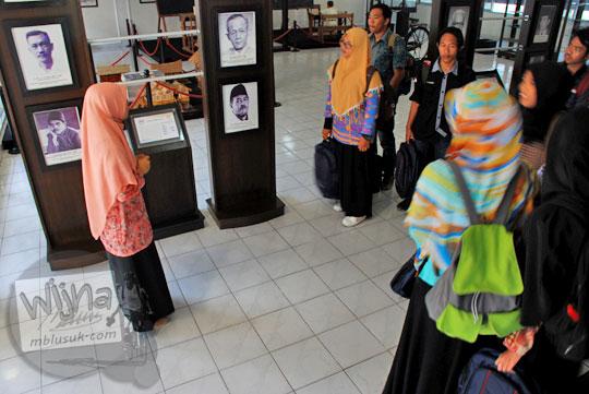 tur singkat mengenal sejarah museum pendidikan indonesia di UNY